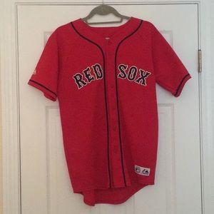 Red Sox authentic Jason Varitek Jersey